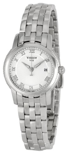 Tissot Women's T0312101103300 Ballade III Stainless Steel Bracelet Watch