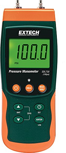 Extech SDL730 Differential Pressure Manometer/Datalogger