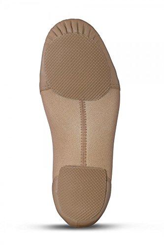 Bloch Dance Women's Spark Dance Shoe, Tan, 7 Medium US by Bloch (Image #3)