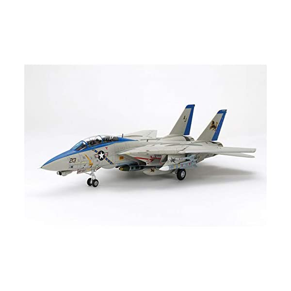 TAMIYA America, Inc 1/48 Grumman F-14D Tomcat, TAM61118 1