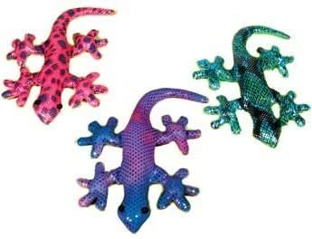 Sand Filled Stuffed Animals, Amazon Com Colorful Glitter Sand Animals Toss Toy Set Of 3 Turtle Frog Gecko Toys Games