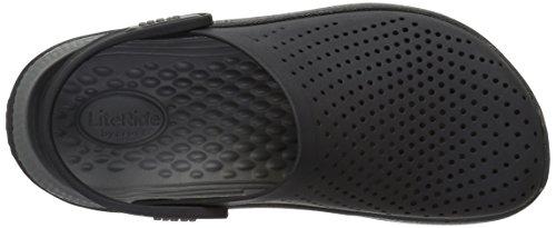 Crocs Mules Gris Noir 204592 Ardoise Femme rf0xqrwU