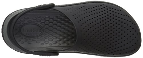 Clog Black Slate Crocs Grey LiteRide Unisex nqPw8BxTzF