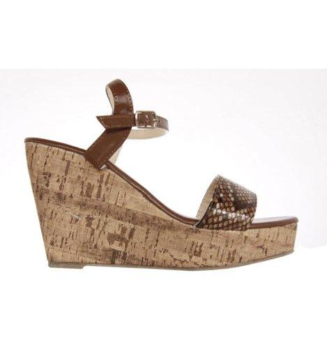 Sandalias de Mujer URBAN B042171-B7200 BROWN