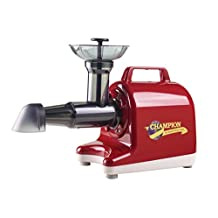 Champion Juicer Household 4000 RED