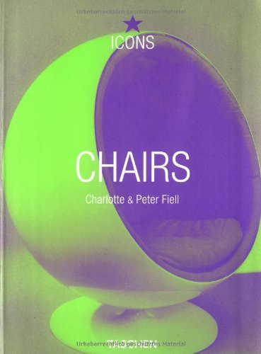 Chairs (TASCHEN Icons Series) by Charlotte Fiell (2001-03-15)