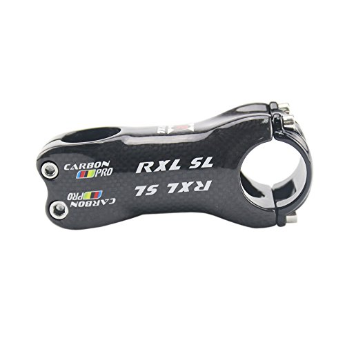 (RXL SL PRO Carbon Bike Stem 6 Degree -31.8x80/90/100/110/120/130mm (6 Degree 110mm))