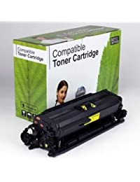 "<span class=""a-offscreen"">[Sponsored]</span>HP 654A CF332A Comp Yellow Toner 15K VL"