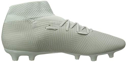 Teinte Adidas 3 Argent argent Chaussures Gris Pour De Blanche Foot Nemeziz Hommes 18 F18 Fg S18 Cendr w6gWfxpwq
