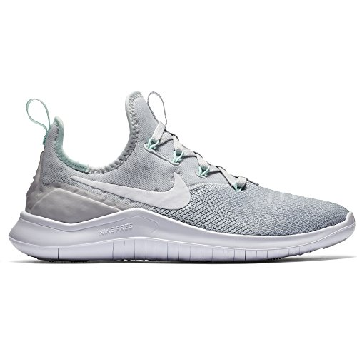 (Nike Women's Free TR 8 Training Shoe Pure Platinum/White/Igloo Size 8.5 M US)