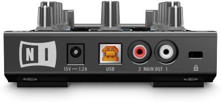 Amazon.com: Native Instruments Traktor Kontrol Z1 Interfaz ...