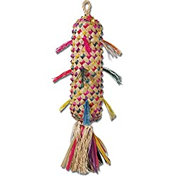 Planet Pleasures Spiked Pinata Sale Pinatas Natural Bird Toy, X-Large/17