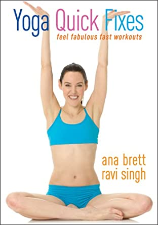 Yoga Quick Fixes [Reino Unido] [DVD]: Amazon.es: Ana Brett ...