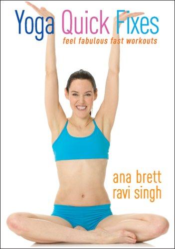 Yoga Quick Fixes Brett Singh product image