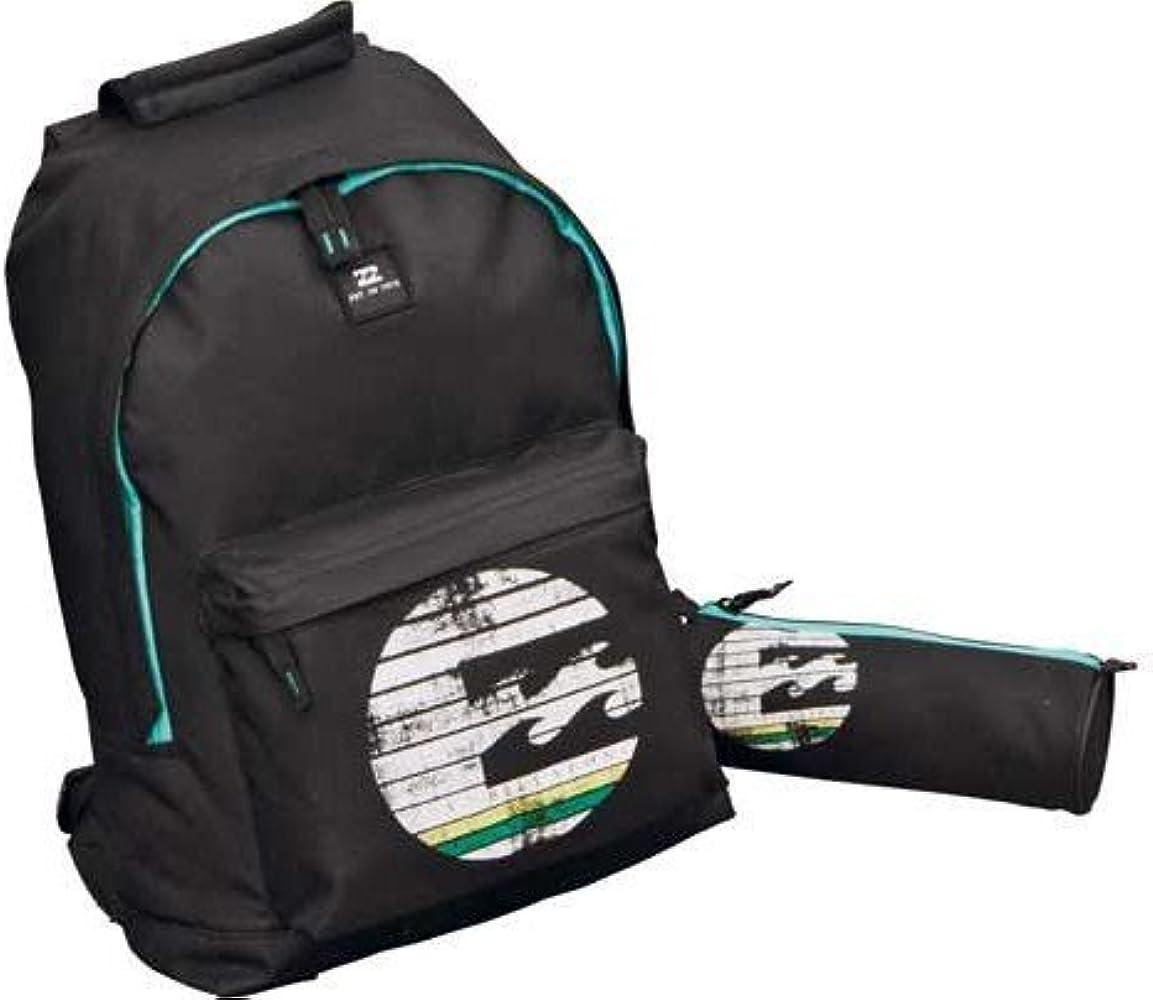 Billabong Flip Combo - Juego de mochila y estuche, color negro: Amazon.es: Ropa y accesorios