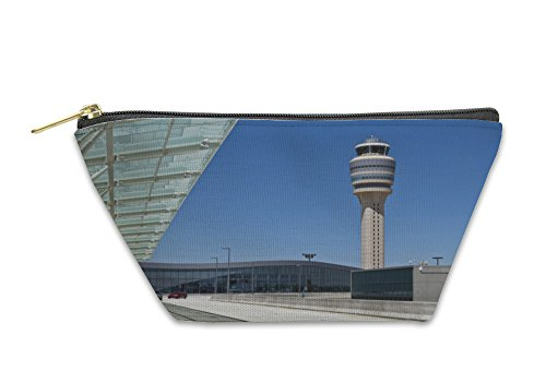 Gear New Accessory Zipper Pouch, Airport Control Tower, Small, 5640553GN