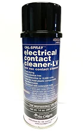 Nu-Calgon Wholesaler, Inc  Electrical Contact Cleaner