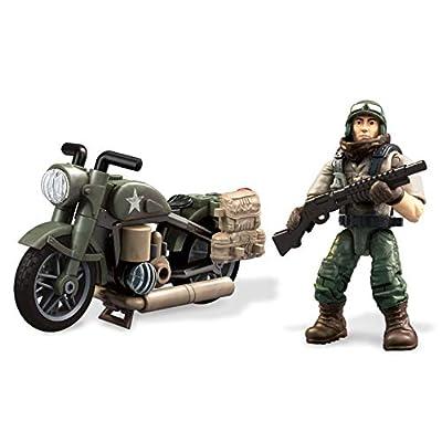Mega Construx Call Of Duty, Bike: Toys & Games