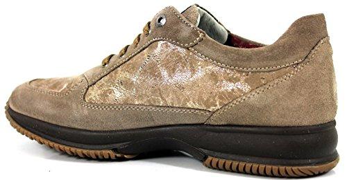 Liu Jo Woman Sneakers UB20817 Women's Shoes Girl Wedge Footwear women's Shoes Taupe kMcsPDPR