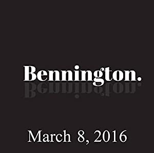 Bennington, Dave Attell and Big Jay Oakerson, March 8, 2016 Radio/TV Program