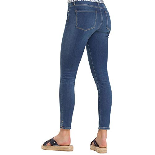 Stoned Mujer Tommy Blue para Hilfiger Vaqueros wItqHA0