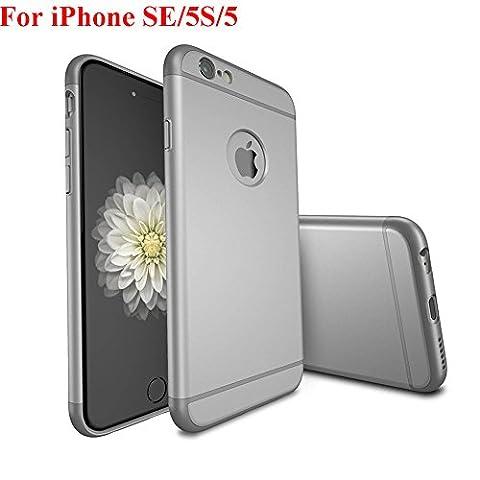 iPhone SE Case, iPhone 5 Case, iPhone 5S Case, Asstar Luxury 3in1 Ultra-thin Hard Plastic Premium Shock Anti Scratch Shockproof Cover Skin Hard PC Back Case for iPhone 5S (Speck Like Iphone 5s Case)