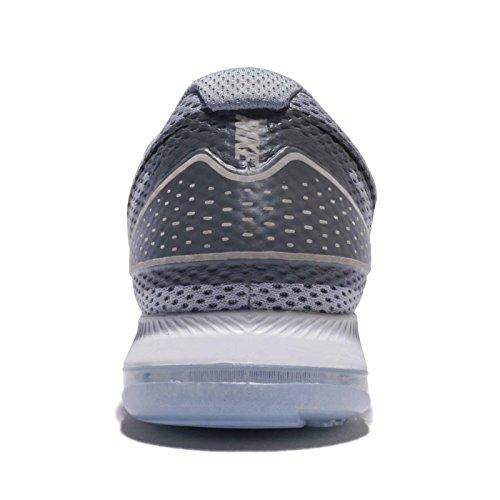 Nike Zoom Todo Lo Alto Bajo 2 Aj0035-005 Hombre Lobo Gris / Gris Negro-cool Nueva venta en línea Confiable barato en línea Venta de tienda outlet en línea Barato Barato Online Barato Venta The Baratoest mQDaaQ