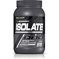 Cellucor Cellucor Isolate Whey Protein Powder, 100% Isolate Source, Strawberry Ice Cream, 28 Servings 862 Gram Strawberry Ice Cream