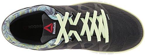Zapatillas De Entrenamiento Reebok Zquick Tr 3.0 Wow Para Mujer Gravel / Citrus Glow / White