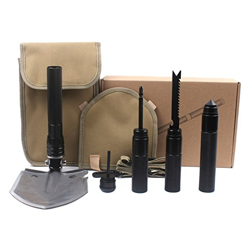 LUOYIMAN Outdoor Folding Survival Adventure