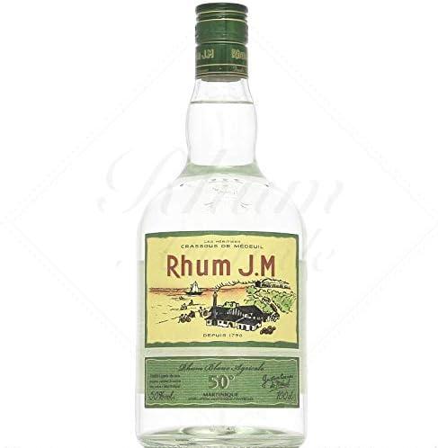 Ron Jm Rhum Blanc Agricole 50% 1 Litre