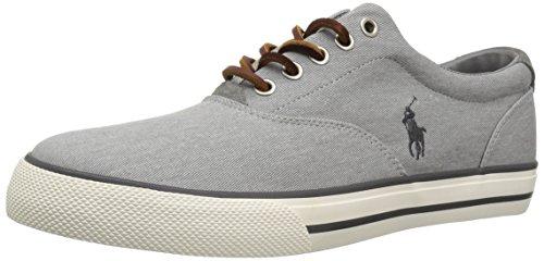 Polo Sneaker Men's Grey Lauren Ralph Vaughn rxrqP1