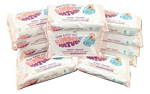 Jackson Reece Unscented Baby Wipes - 56 Count (Pack of 12)