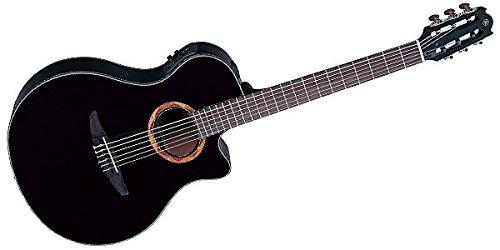 YAMAHA ヤマハ エレクトリックガットギター(エレガット) NTX700 BLACK   B0767FVWJ7
