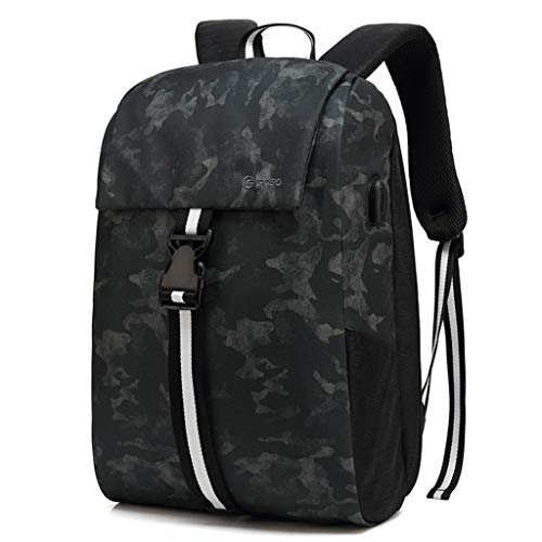 Bag Nero impermeabile 17Cm 2019 Usb 31cm Outdoor Zaino Computer Battier Light 50cm Men Blu Camouflage New Casual Dimensioni Shoulder AxHnSUUt