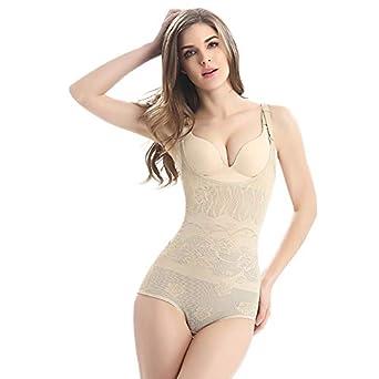 1875ed4b27f HITSAN INCORPORATION Slimming Underwear Bodysuit Women Waist Trainer Belt  Body Shaper Corset Shapewear Hot Shaper Control