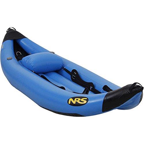 NRS Maverik I Inflatable Kayak Blue/Black, 9ft 5in