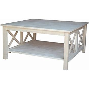 Amazon Com Ashley Furniture Signature Design Mestler Rectangular Cocktail Table Rustic Brown
