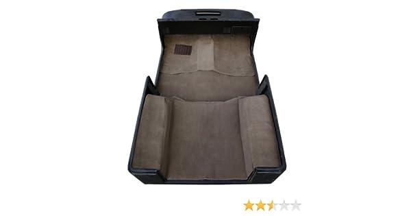 Factory Fit ACC 1997-2002 Jeep Wrangler Carpet Replacement Complete Cutpile with Rocker Panels Complete Fits: Short Console