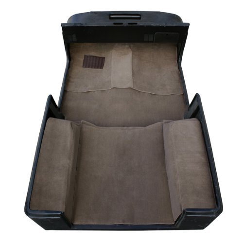 Rugged Ridge Tan Replacement Carpet Deluxe Kit for 1997-2006 Jeep Wrangler