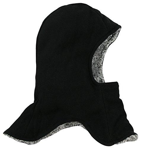 NIce Caps Kids Unisex Reversible Double Layered Fleece Balaclava Crusader