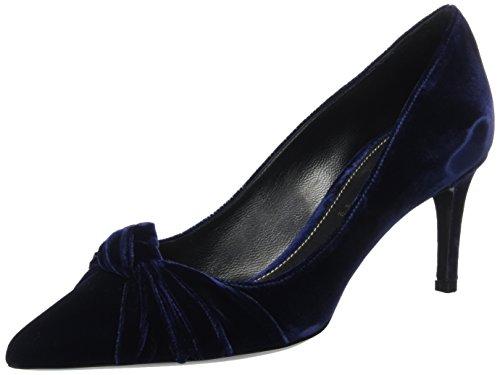 Scarpe Blu Con blu Paul70 Tacco Donna Dei Notte Mille P7Uq66