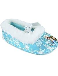 Disney Frozen Little Girls Slippers