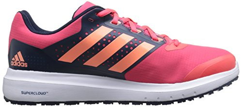 Adidas Outdoor Dames Duramo Atr Trail Hardloopschoen Shock Red / Sun Glow / Mineraalblauw