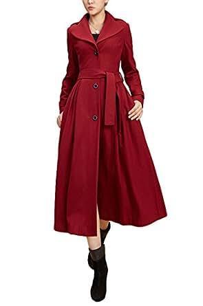 Amazon.com: Hot New Fashion Elegant Ladies Cashmere Woolen
