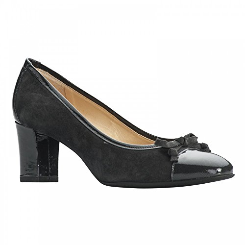 Peter Kaiser Court Shoe Grey