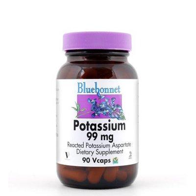 Potassium Bluebonnet 99 mg - 90 Vcaps