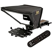 Ikan PT-ELITE-UL-RC Elite Large Universal Tablet Teleprompter Kit with Elite Remote (Black)