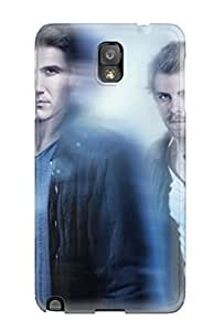 Egbert Drew's Shop Case For Galaxy Note 3 With Nice The Tomorrow People Tv Series Appearance 9729030K88938527