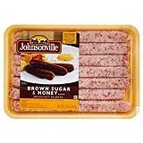 Johnsonville Brown Sugar & Honey Breakfast Sausage 12 Oz (5 Pack)